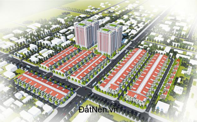 Bán đất nền dự án Golden City 12 13 tại đường Lý Tự Trọng, Nghi Phú, Vinh, Nghệ An