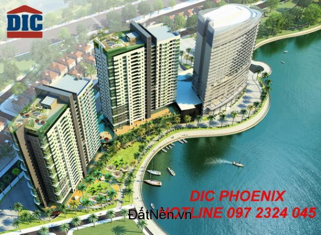 DIC Phoenix Vũng Tàu- Phong cách thiết kế hiện đại, không gian sống đáng giá