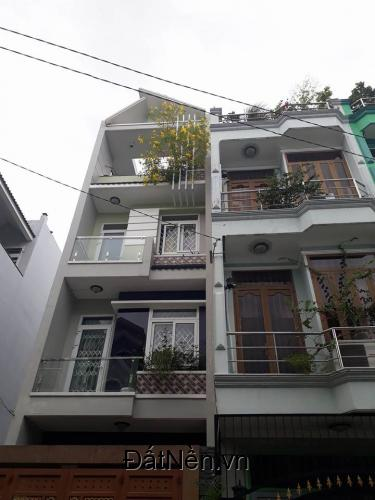 Bán gấp nhà hẻm thẳng Trần Hưng Đạo,Quận 5, DT:4x14m, giá 5.4 tỷ.