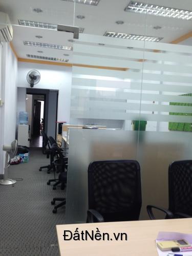 Chính chủ cho thuê văn phòng view đẹp mặt phố 54 Lê Văn Hưu 40m2, giá 8.5 tr/tháng