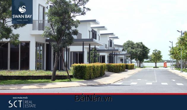 Tập đoàn Singapore chính thức cho giữ chỗ Khu Đô thị Swan Bay - Đẹp nhất khu Đông Sài Gòn