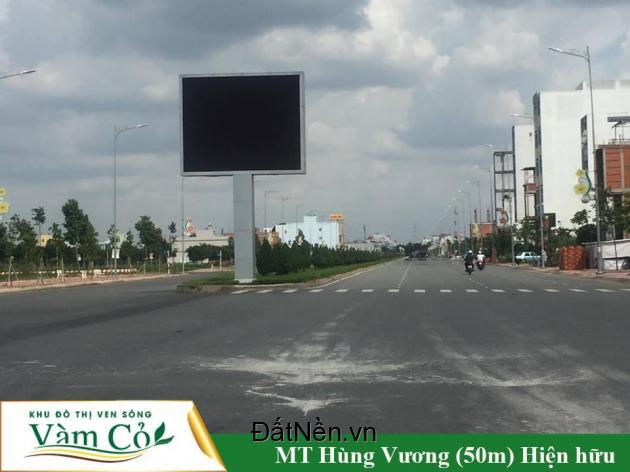 Đẳng cấp lên tiếng cho nhu cầu yên tĩnh, mát mẻ ven sông Tây Nam Sài Gòn