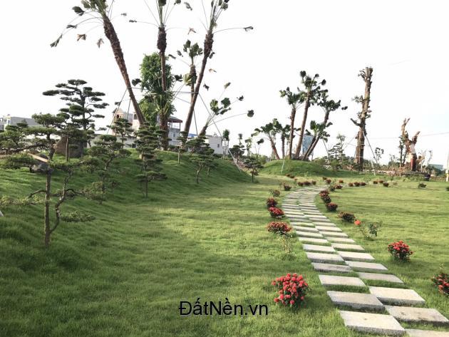 Chủ đầu tư ra mắt đất nền biệt thự Phú Cát city, gần khu CN cao