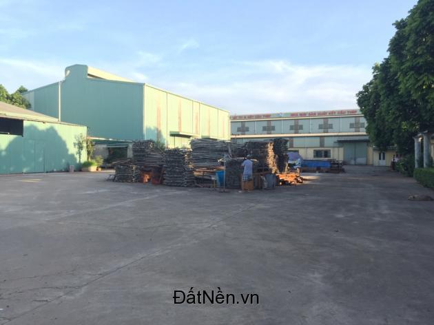 Cần bán 6.700m đất nhà xưởng tại khu CN Chúc Sơn  - Chương Mỹ
