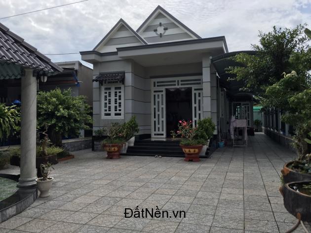 Biệt thự Mini Thị Trấn Mái Dầm huyện Châu Thành tỉnh Hậu Giang