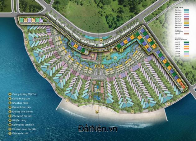 Ra mắt Townhouse gia đoạn 2 đẹp nhất duy nhất tại vịnh Hạ Long