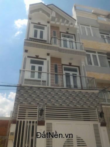 Nhà mới xây 3 tầng đúc thật ở Lê Văn Lương,Nhà Bè giá 1250 triệu Nhà bán mới 100% 3x12m Địa chỉ:1491  Lê Văn Lương, Nhơn Đức, Nhà Bè