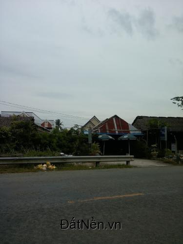 Bán đất thổ cư, đất ở thị trấn Mái Dầm, lộ Nam Sông Hậu huyện châu Thành Tỉnh Hậu Giang