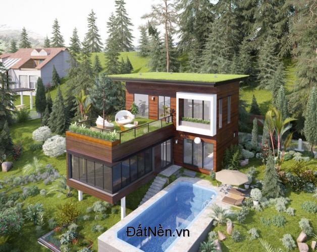 Độc quyền phân phối dự án Sunny Garden Hòa Bình chỉ từ 1,2 tỷ