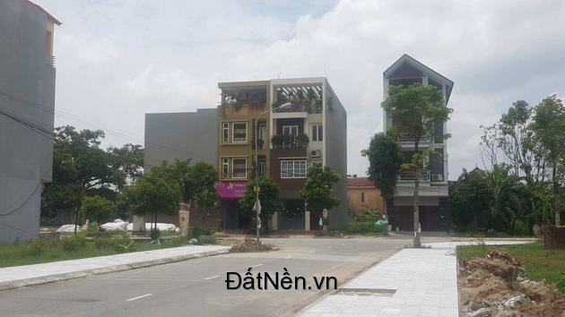 Bán đât đối diện UBND Huyện Mỹ Hào