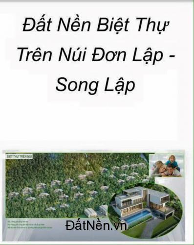đất nền nhà phố Green Home Quy Nhơn