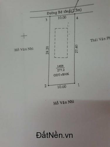 Bán nhà + Đất đường DX 121 phường tân an - tp. Thủ dầu một - Bình Dương