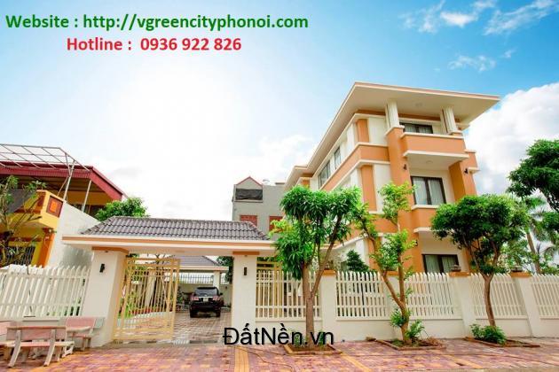 Vgreen city Phố nối, Liêu Xá, Hưng Yên Siêu rẻ Chiết khấu Khủng: 0936922826