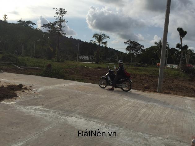 đất nền Phú Quôc đặc khu kinh tế nhiều ưu đãi cho khách đầu tư chỉ 360 triệu 0938317825