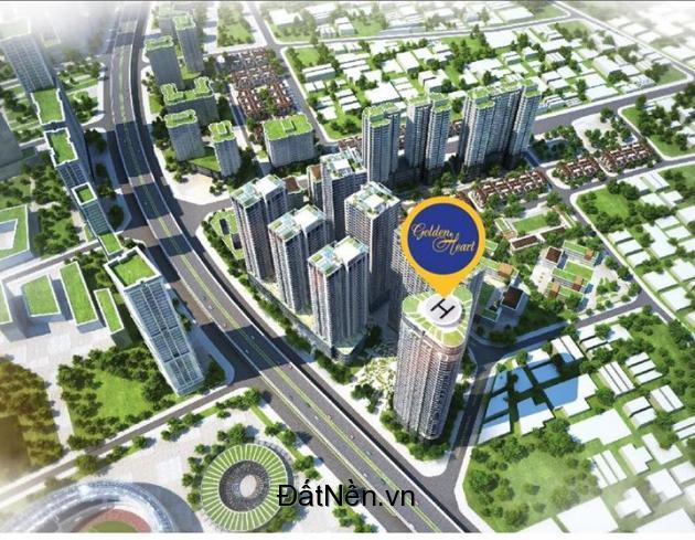 Ra hàng đợt cuối của dự án Golden Heart tòa B của Vinaconex 2 Kim Văn Kim Lũ