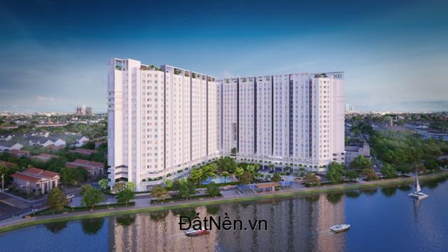 Dự án căn hộ 3 mặt view sông, ngay trung tâm