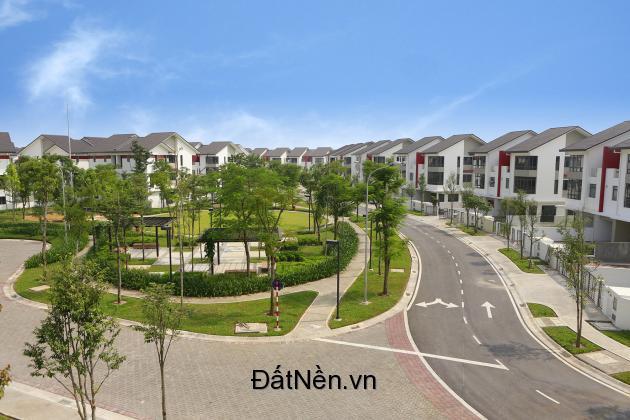Bán căn góc liền kề Khu đô thị Gamuda Gardens - diện tích 250 m2 đất - chiết khấu 1,4 tỷ