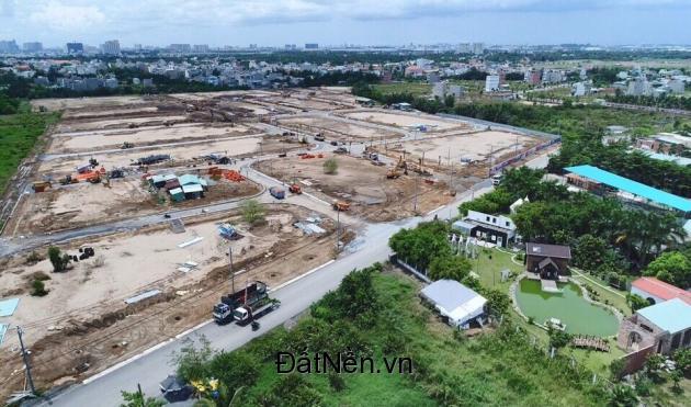 Bán đất dự án khu dân cư Trường Lưu – Nguyễn Duy Trinh , Quận 9 giá 16 triệu/m2