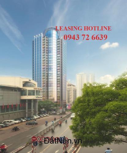 Cho thuê văn phòng hạng A tòa nhà VP Bank Tower 89 Láng Hạ, Đống Đa, Hà Nội