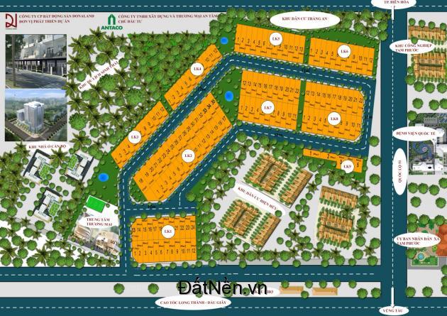 Thời điểm đúng đắn cho đầu tư đất nền Dona Green Pearl chỉ với 300 triệu/ nền, chiết khấu cao nhất