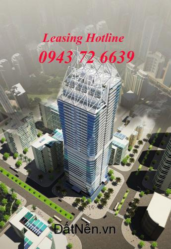 Cho thuê văn phòng cao cấp tòa nhà Diamond Flower Hoàng Đạo Thúy, Trung Hòa, Thanh Xuân, Hà Nội