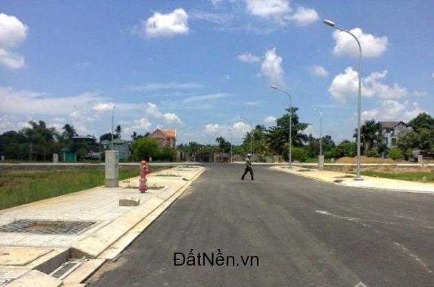 VỊ TRÍ VÀNG – GIÁ TỐT - SỔ HỒNG RIÊNG – CSHT ĐẠT CHUẨN SINGAPO dự án đất nền gần KCN Tam phước