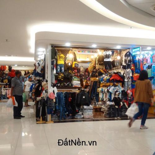 Bán kio mặt bằng kinh doanht thương mại Saigon Square Quận 7 chỉ 200 triệu