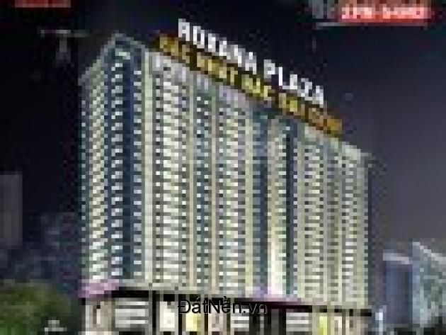 CH Roxana Plaza đẳng cấp nhất Bắc Sài Gòn, m.tiền QL13, 3 mặt sông, giá 870tr/2PN, LH: 0902639831