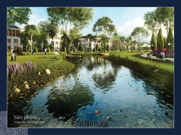 Còn 10 lô Đất nền biệt thự dự án Lakeside Palace trước ngày mở bán, Tại sao vậy?