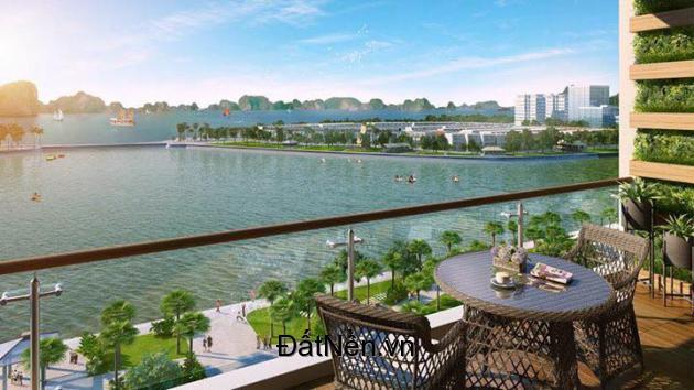 Chung cư  ngắm Vịnh Hạ Long giá chỉ từ 450 triệu