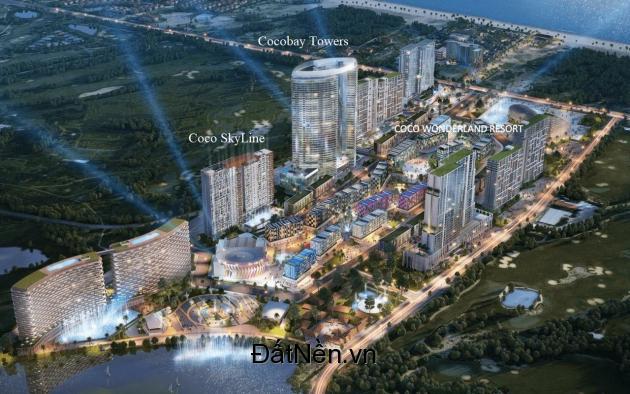 CocoBay Đà Nẵng đầu tư căn hộ condotel 4* lợi nhuận 12%/năm