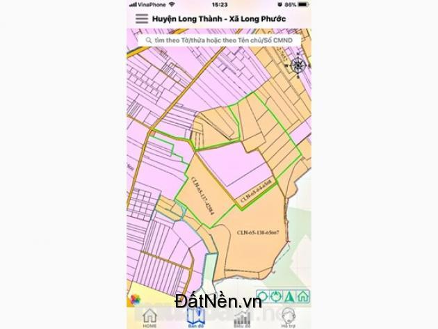 Tôi cần bán 12ha xã Long Phước, Huyện Long Thành, Đồng Nai