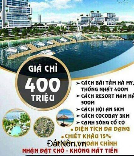 Nhanh tay đặt những lô đất còn lại khu đô thị River View - Điện Dương - Quảng Nam - Đà Nẵng