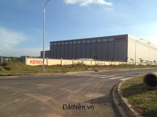 Bán vài lô đất gần công ty KenDa, KCN Giang Điền