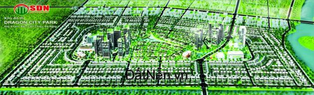 Nhận đặt chỗ dự án khu đô thị thông minh Dragon Smart City Đà Nẵng