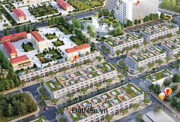 Chỉ 280 bạn được sở hữu đất sổ đỏ ngay sát quảng trường thành phố Thái Nguyên, Tiện ích đầy đủ