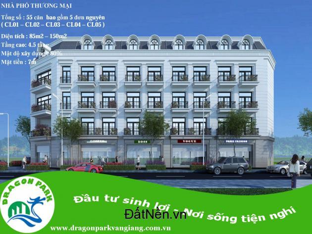 dự án Biệt thự và Liền kề cao cấp DRAGONPARK VĂN GIANG HƯNG YÊN