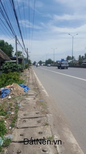Bán đất mặt tiền Quốc lộ 51 đẹp, Long Thành, Đồng Nai giá rẻ