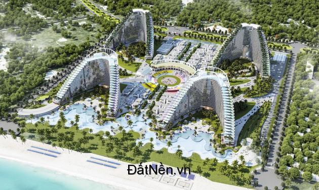 Mở bán chính thức dự án nghỉ dưỡng 5* The Arena- Cam Ranh