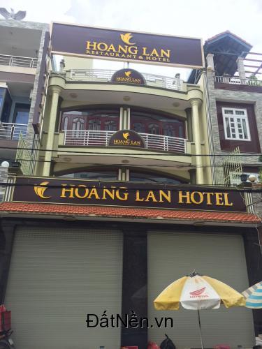 Bán gấp Khách Sạn đường Mặt tiền Bà Hom, DT 8x16m,10 phòng giá tốt