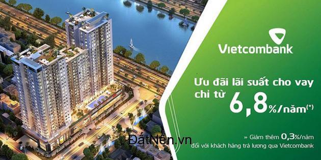 bán căn hộ viva riverside 3pn ck lên đến 6%