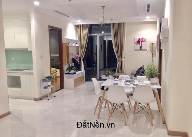 Cho thuê căn hộ Vinhomes 126m2 giá 20tr/tháng.
