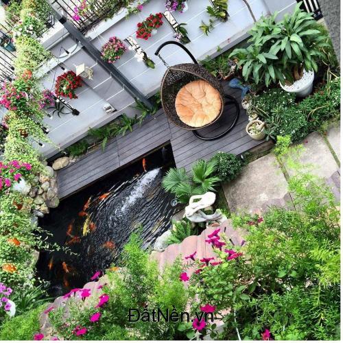 Bán biệt thự rất đẹp, giá rẻ, Nguyễn Thị Thập, Quận 7, tặng giấy phép xây dựng chung cư cao cấp