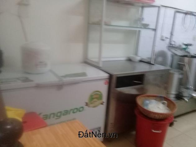 Sang nhượng quán cafe + phở 60 m2 x 3 tầng MT 6,5 m Phố Hoàng Văn Thái Q.Thanh Xuân HN