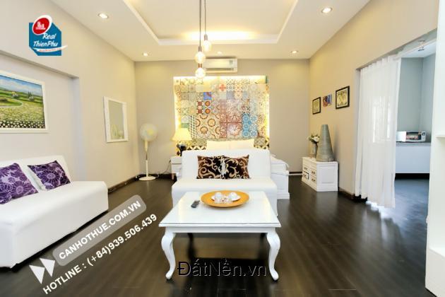 Nhiều căn hộ dịch vụ 2 phòng ngủ tại TPHCM giá tốt 2017 2018