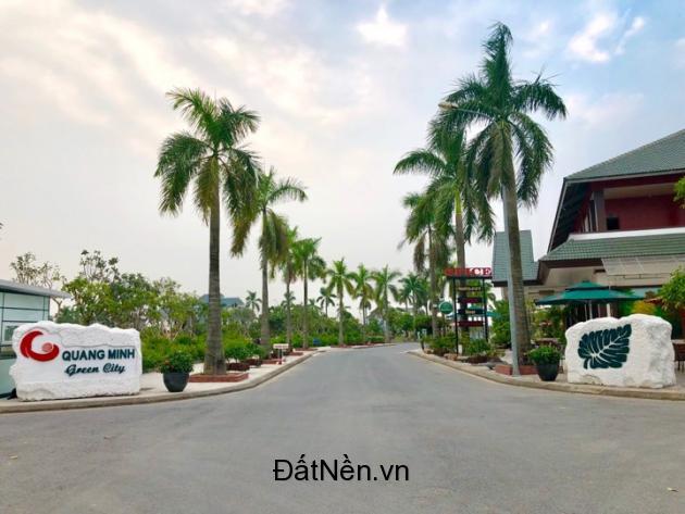 Nhận ngay chiết khấu 5% khi mua đất dự án Quang Minh Green city. Và nhiều hơn thế với nhà đầu tư.