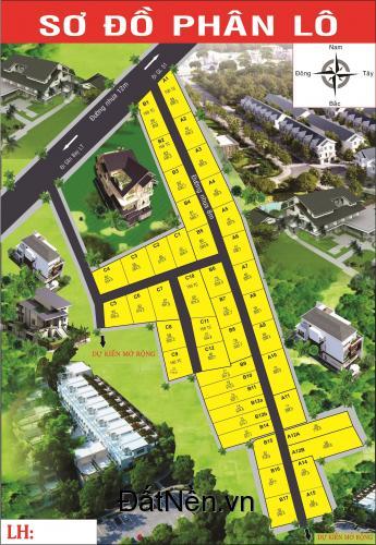 Đất nền Long Thành - Biệt thự Phước Thái - Chỉ 1.2 triệu/m2 - SHR - LH: 0909444708