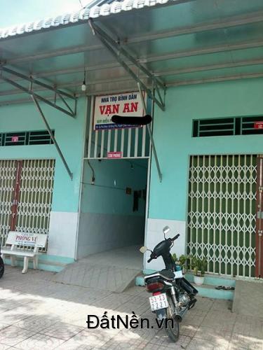 Bán nhà trọ mới xây 10 phòng đang cho thuê trọ Khu dân cư Đông Phú Huyện Châu Thành Hậu Giang