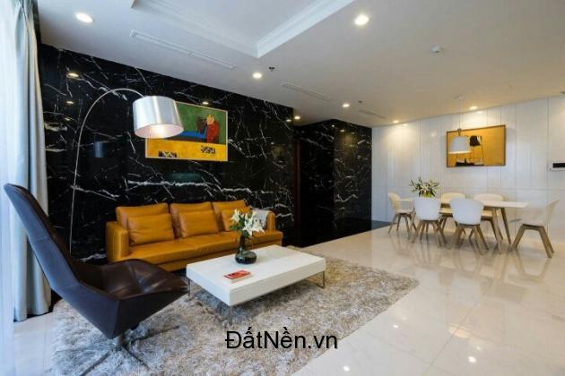 Cần bán căn hộ Vinhomes central park 89m2 đang có HD thuê