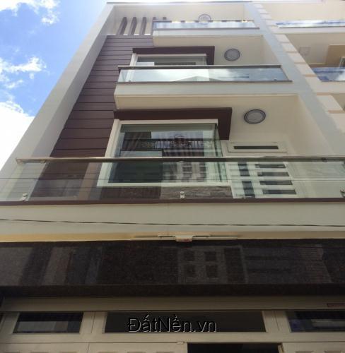 Bán gấp nhà hẻm 1 sẹc Tân Hòa Đông, nhà 1 trệt 3 lầu giá rẻ 2.85 tỷ